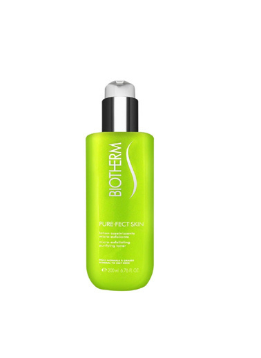 Biotherm Biotherm Purefect Skin Micro-Exfoliating Purifying Toner 200 Ml Renksiz